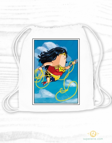 "Mochila ""Wonder Woman"""