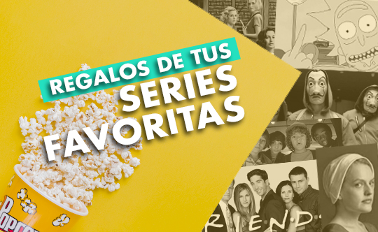 Supererre - camisetas y regalos de tus series favoritas